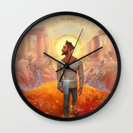 jon bellion human condition 2021 desem Wall Clock