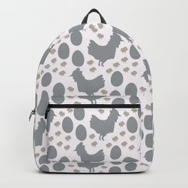 Spring Chicks Backpack