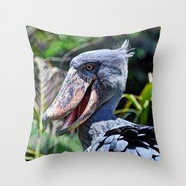 Whalehead Throw Pillow