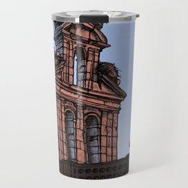 Bell Gable (color) Travel Mug