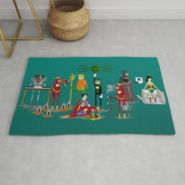 Office Party Rug