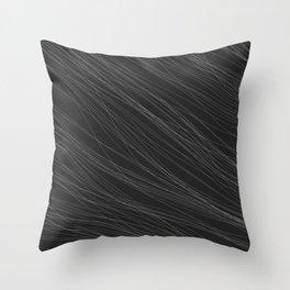 Black series 005 Throw Pillow