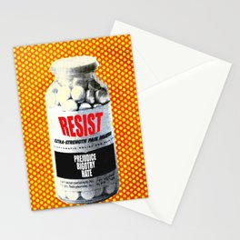 POLITICAL PANACEA Stationery Cards