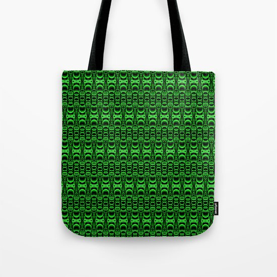 Dividers 07 in Green over Black by yiomultimedia