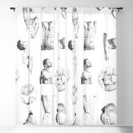 Nood Dood Pattern Blackout Curtain