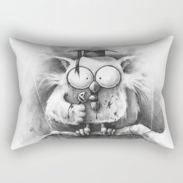 The Unwanted Answer Rectangular Pillow