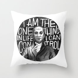 Wait For It [Aaron Burr] Throw Pillow
