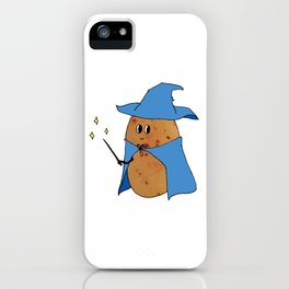 Potatoes are Magic iPhone Case
