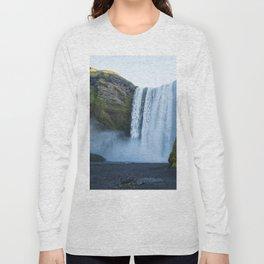 Skogafoss Long Sleeve T-shirt