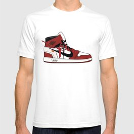 Jordan I x Off White T-shirt