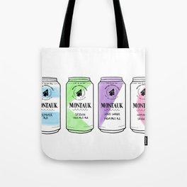 Montauk Brewing Tote Bag