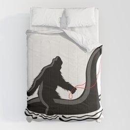 yippee ki yay Comforters