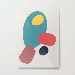 Abstract No.19 Metal Print