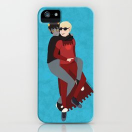 DaveKat Flight iPhone Case