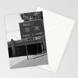 JFK Assassination Bridge Stationery Cards