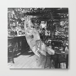 In Through the Out Door Led (Deluxe Edition) by Zeppelin Metal Print