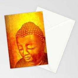 Buddha from Sri Lanka Stationery Cards