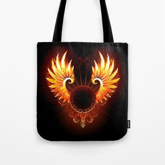 Wings Phoenix by blackmoon9