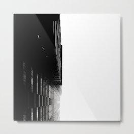 Architecure Metal Print