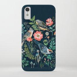 Birds Garden iPhone Case