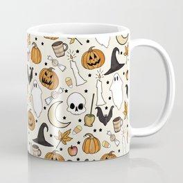 Happy Halloween Kaffeebecher