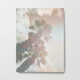 Tropical Day Dream Metal Print