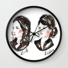 My Favorite Murder ssdgm LOOK-LISTEN Wall Clock