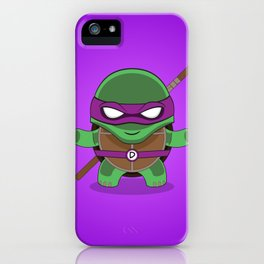 Donatello iPhone Case