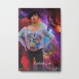 Galaxy Life Metal Print