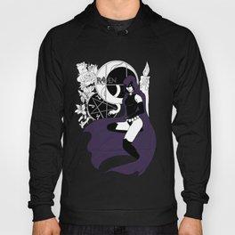 Dark Titan Raven Color Splash Hoody