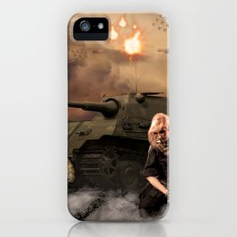 War Never is Good iPhone Case
