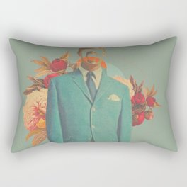 Absent Through my Adultness Rectangular Pillow