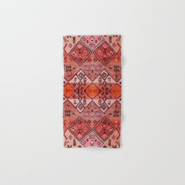 Epic Rustic & Farmhouse Style Original Moroccan Artwork  Hand & Bath Towel