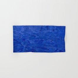 Pretty Blue Cases - Ombre - Stucco - Pillow - Classic Blue - Shower Curtains Hand & Bath Towel