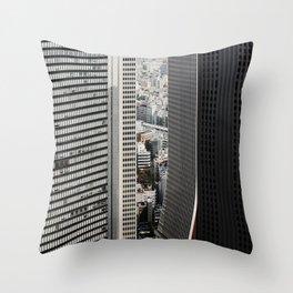 japan#1 Throw Pillow