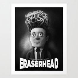 Eraserhead 'Polymer Poster' Art Print