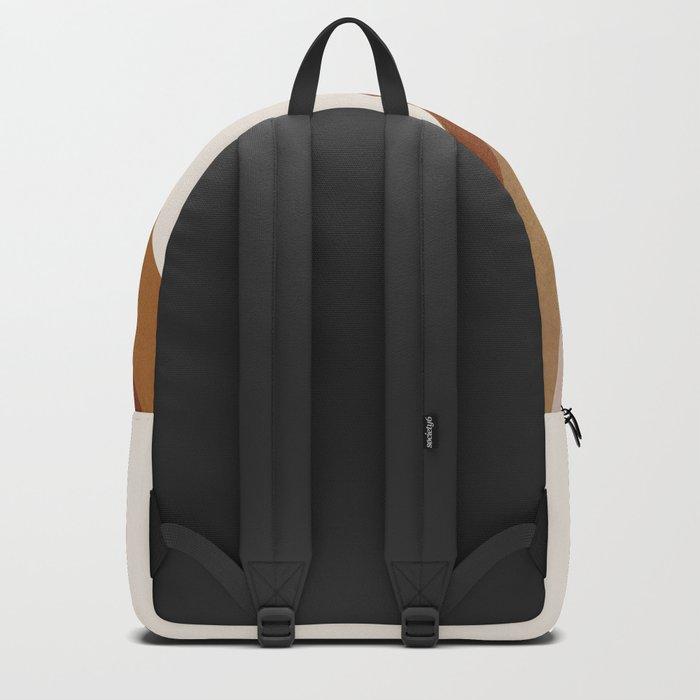 Modern Geometry Backpack