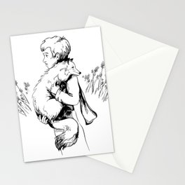 Le Petit Prince Vector Stationery Cards