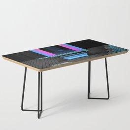 DÉTRUIT 1984 Coffee Table