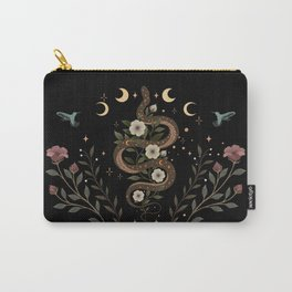 Serpent Spell Carry-All Pouch