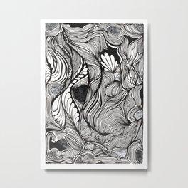 A Few More Waves (4.10) Metal Print