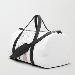 Blush Beauty Duffle Bag