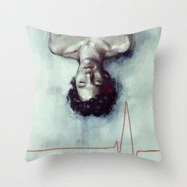for John Throw Pillow