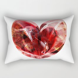 Birds Love is Around Rectangular Pillow