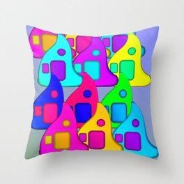 Wichtelhausen Throw Pillow