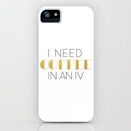 Lorelai iPhone Case