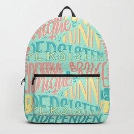 Kind words only Backpack