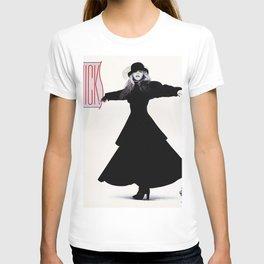 stevie nicks - rock a little cover - T-shirt