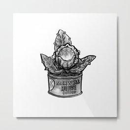 Audrey II Metal Print