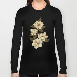 Magnolias Long Sleeve T-shirt